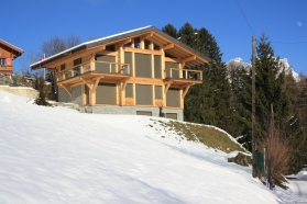 New chalet available to non-Swiss